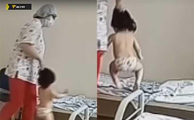 Таскание за волосы ребенка оправдала медсестра в Новосибирске