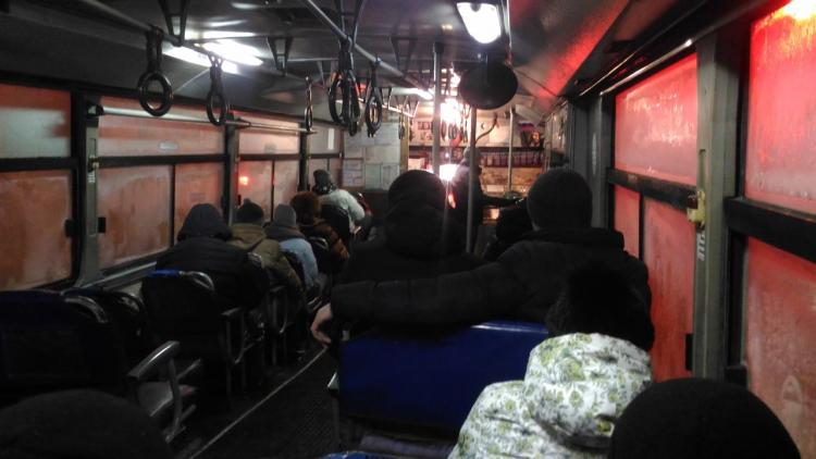 «Весь день буду смеяться»: в Приморье заметили необычного пассажира