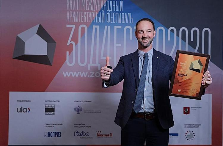 Приморье победило на международном архитектурном фестивале в Москве