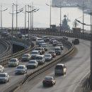 В центре Владивостока закрыто движение
