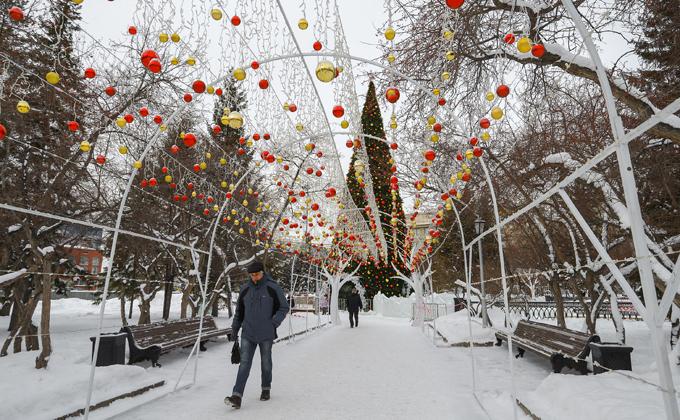 Зимний комфорт: погода на выходные, 19-20 декабря, в Новосибирске
