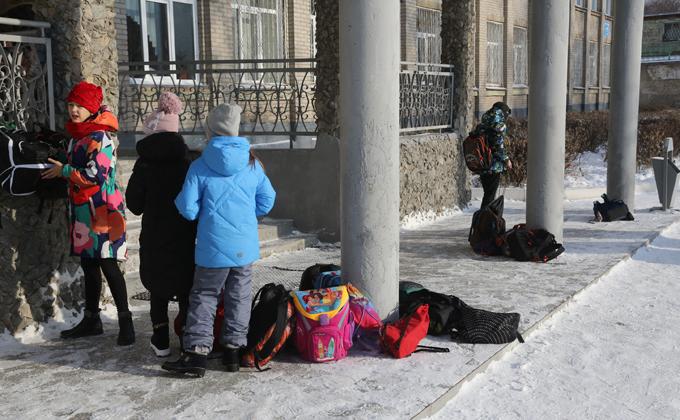 Новогодние каникулы школам Новосибирска рекомендовано продлить до 17 января