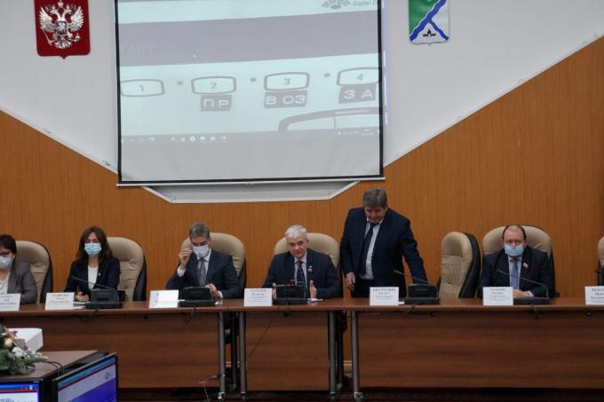 Евгений Шестернин выбран на второй срок мэром Бердска