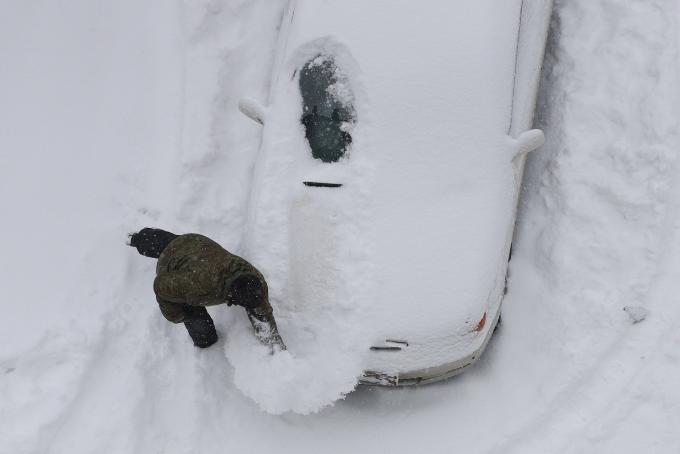 Без восьми снегоплавильных станций остался Новосибирск из-за нехватки средств