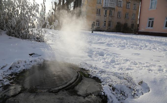 Банда похитителей люков с теплотрасс орудует в Новосибирске