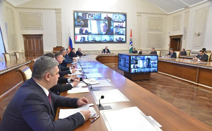 Глав трех районов выбрали в Новосибирской области