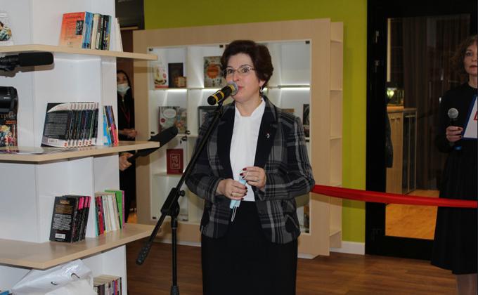 Библиотеку нового поколения открыли в Мошково