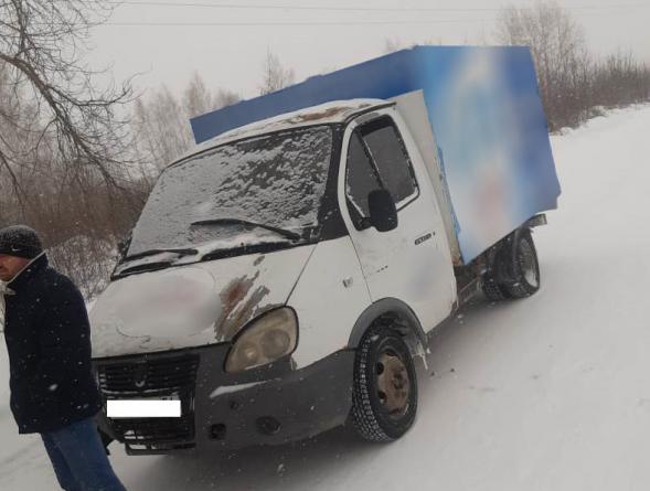 Через полчаса вернули рассеянному владельцу угнанный пьяницей грузовик