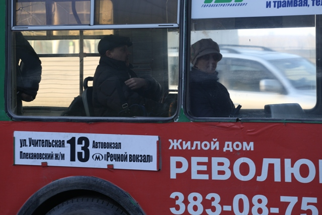 График работы городского транспорта в новогодние праздники в Новосибирске