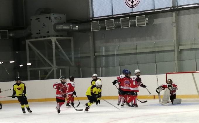 Универсальный ледовый спорткомплекс открыли в Краснообске