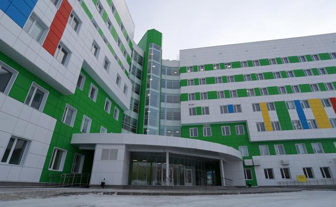 Перинатальный центр в Новосибирске примет первых пациенток 1 февраля
