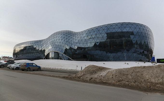 Конгресс-холл за 2 миллиарда построят в Кольцово