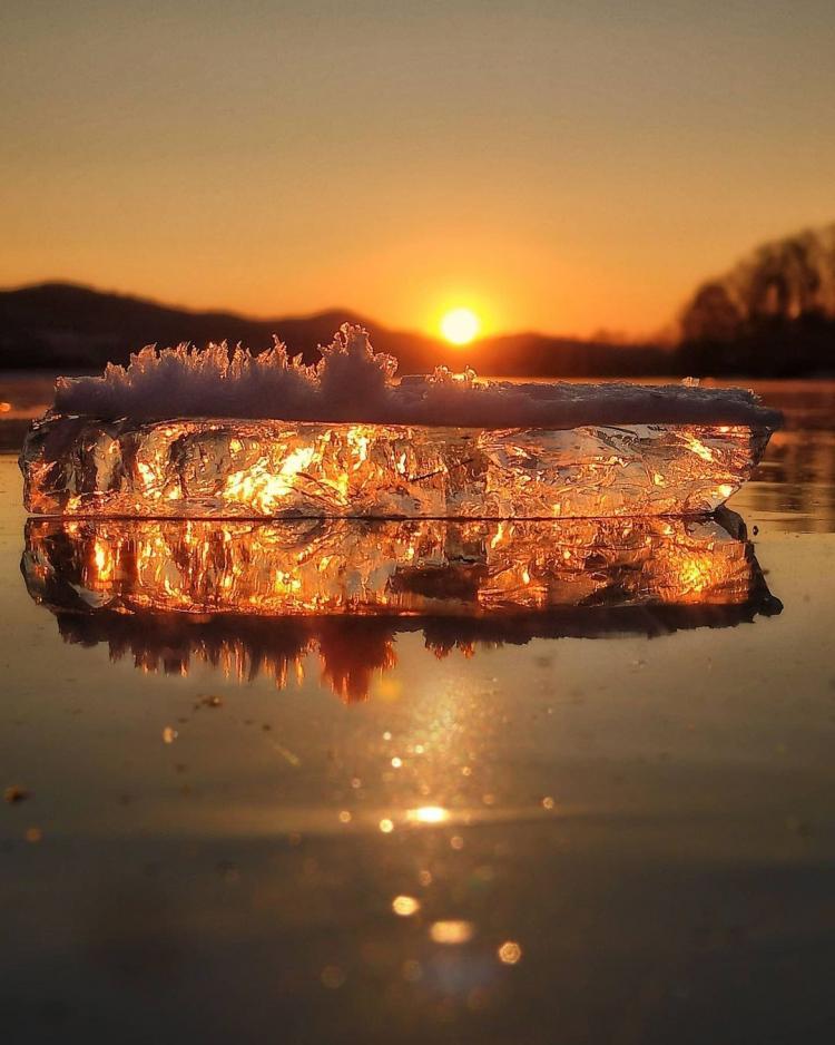 Сокровища Приморья: красочные фотографии обсуждают в сети