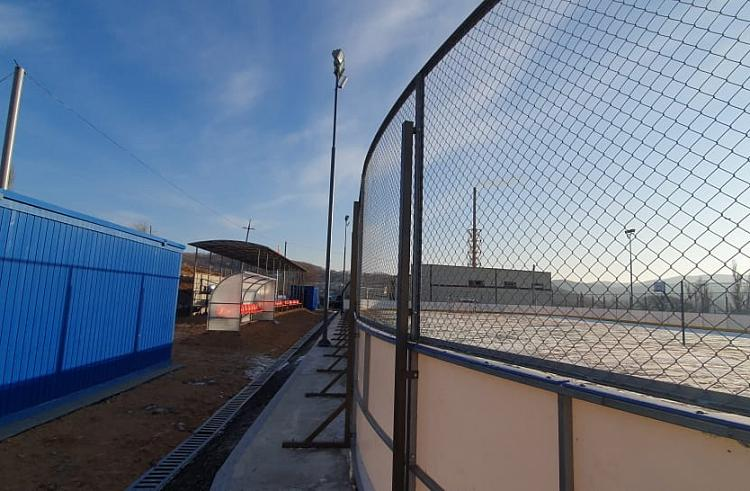 В Приморье открыты новые спортивные площадки