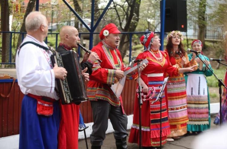 Итоги года: во Владивостоке реализовано 12 социальных проектов