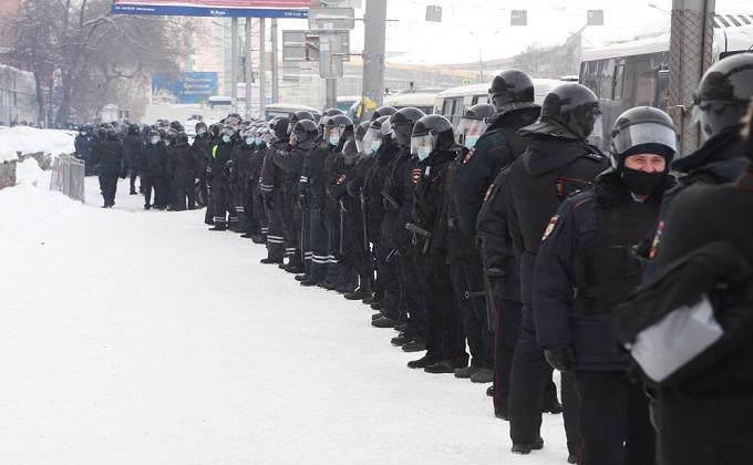 Возбуждено дело по факту призывов к массовым беспорядкам в Новосибирске