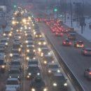 «9 баллов, город стоит»: пробки вновь истязают Новосибирск