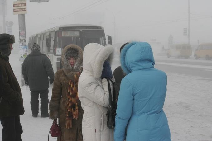 Аномальные холода отпустят Новосибирск на рождество.