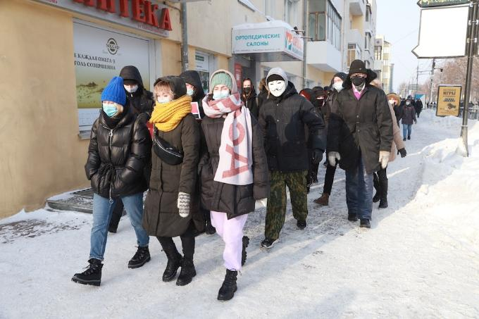 Детский омбудсмен по Новосибирской области призвала оградить детей от участия в незаконных акциях