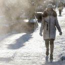 Экстренное предупреждение из-за морозов -40 объявили в Новосибирске