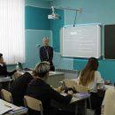 Радужные кабинеты открыты в школе №5 Искитима