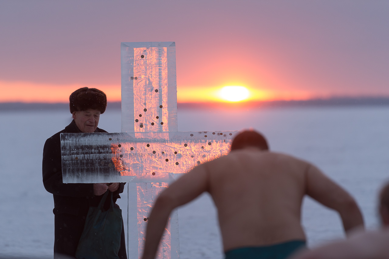 В Челябинской области готовят купели для крещенских омовений