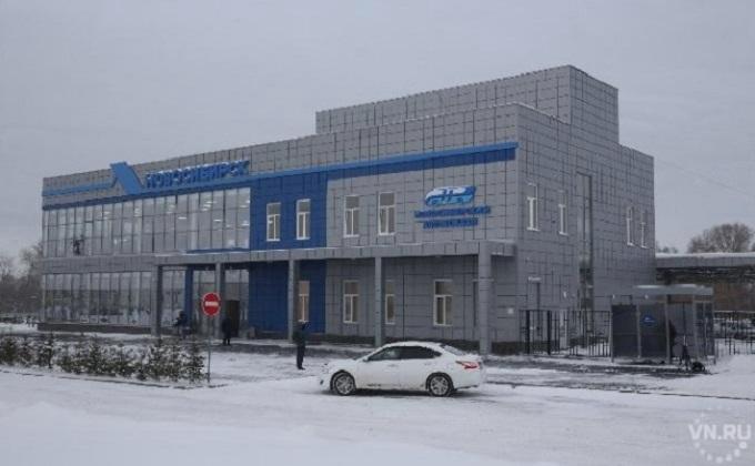 Автовокзал Новосибирска отменил маршруты из-за аномальных морозов