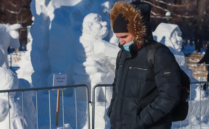Резко потеплеет до минус 10 в Новосибирске к выходным