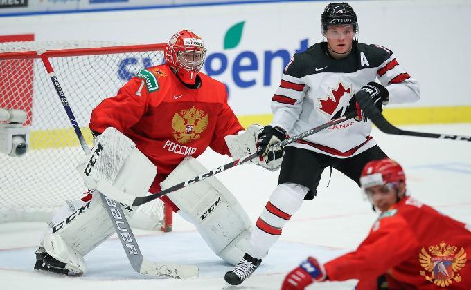 Хоккей МЧМ-2021 Канада – Россия 5 января 2021: во сколько и где смотреть по ТВ