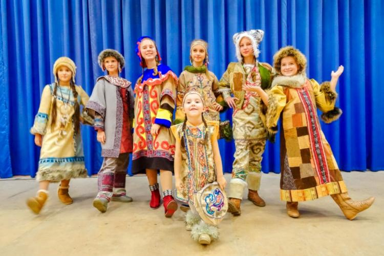 Во Владивостоке подвели итоги фестиваля-конкурса «Дружат дети на планете»