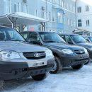 В Приморье пополнился парк «больничных» автомобилей