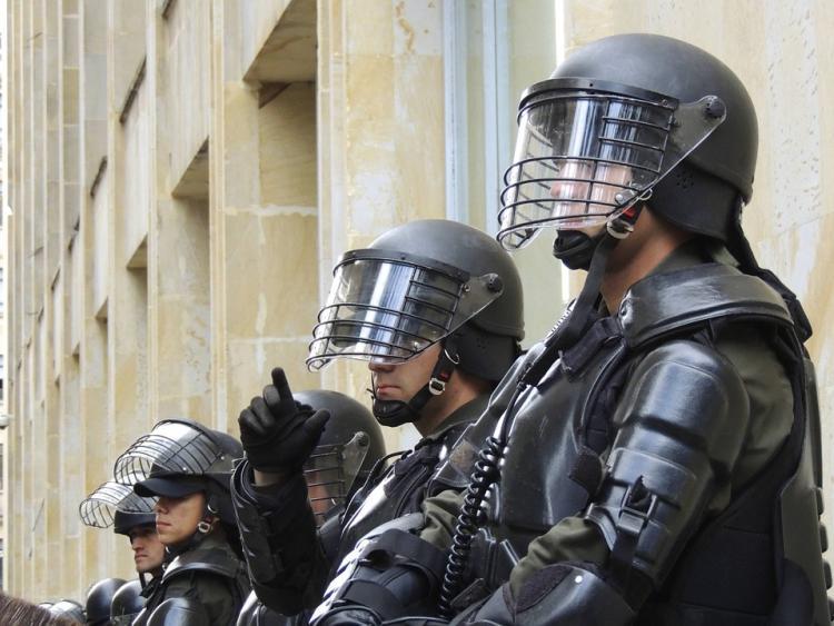 Двое приморцев напали на полицейских во время несанкционированного митинга