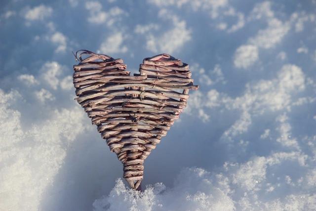 На «Лыжне России» в Новосибирске будут дарить «валентинки»