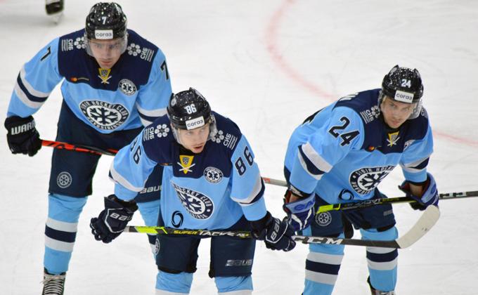 «Сибирь» переиграла московский «Спартак» и одержала третью выездную победу подряд