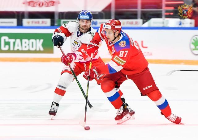 Хоккей Россия – Чехия 14 февраля 2021: во сколько и где смотреть на ТВ