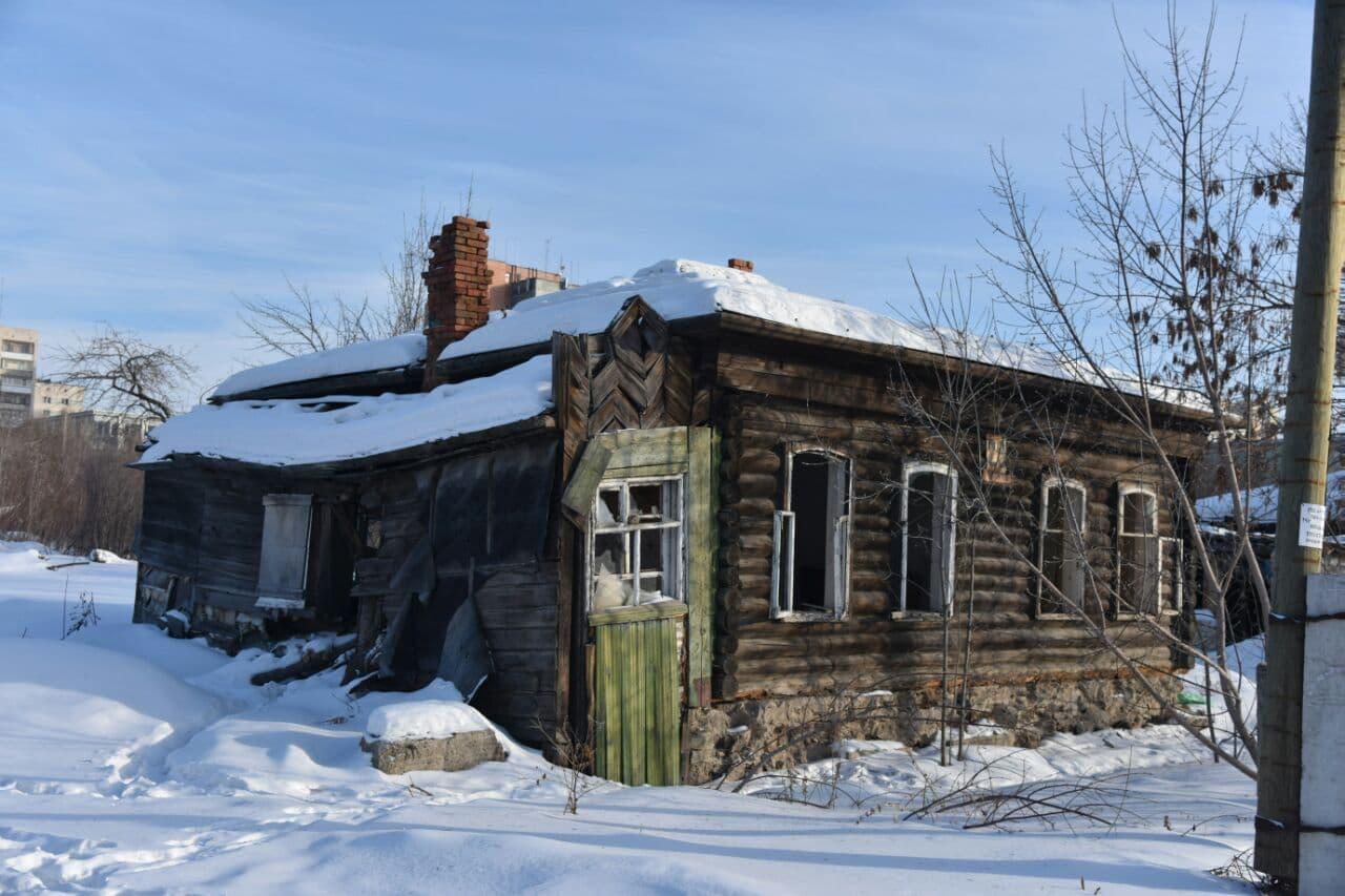 В Челябинске снесут деревянный город столетней давности