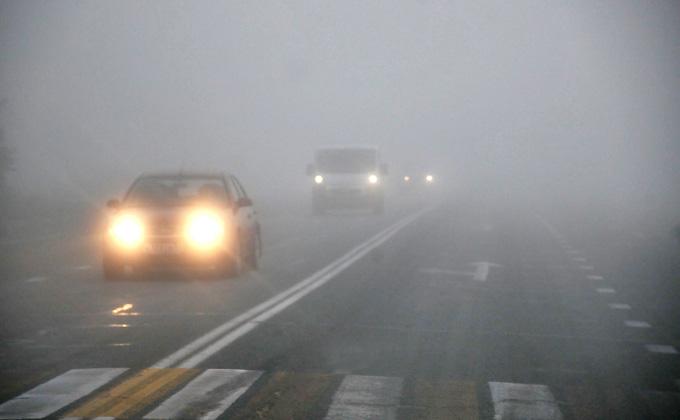 ГИБДД предупредила об ухудшении дорожных условий из-за потепления