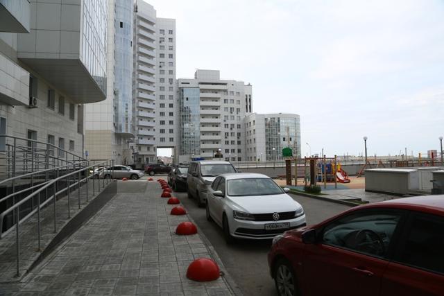 Более чем на треть вырос спрос на машиноместо в Новосибирске