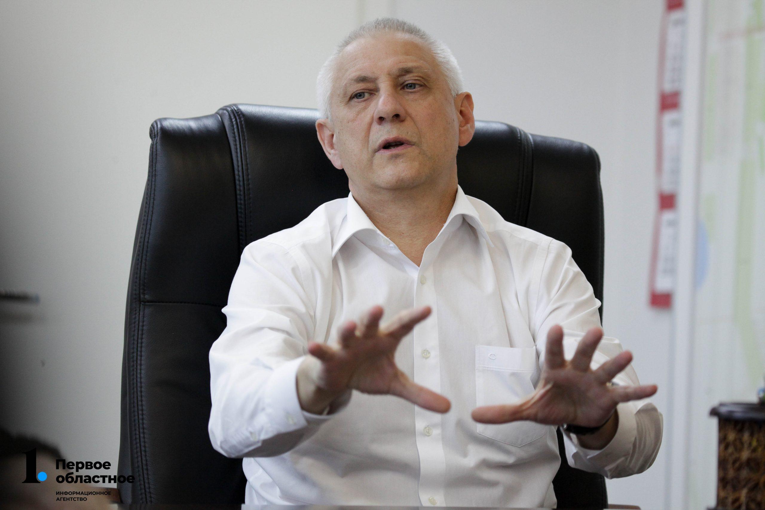 Сергей Бердников: «Зря все думают, что у магнитогорцев шнурки из арматуры»