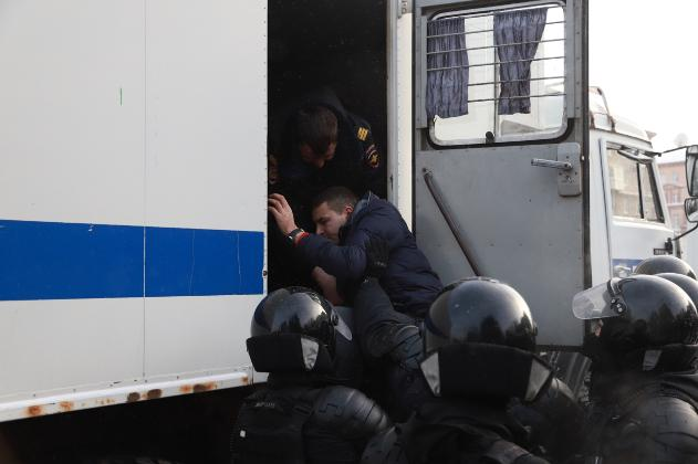 В спецприемник с арестованными новосибирцами нагрянула проверка