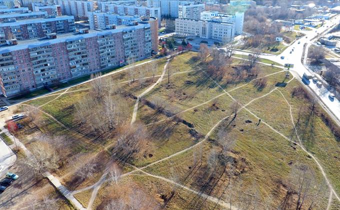 Продажу земли под строительство сквера на улице Демакова в Новосибирске проверит прокуратура