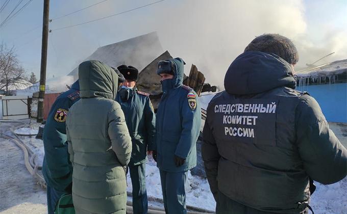 Трагедия на улице Ольховская в Новосибирске: подробности