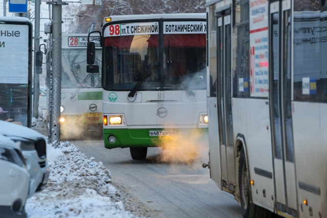 Внедрить безлимитный проездной решила мэрия Новосибирска