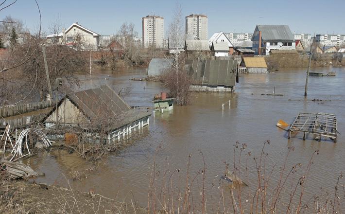 Мощнейший паводок-2021 угрожает 700 городам и сёлам в Сибири