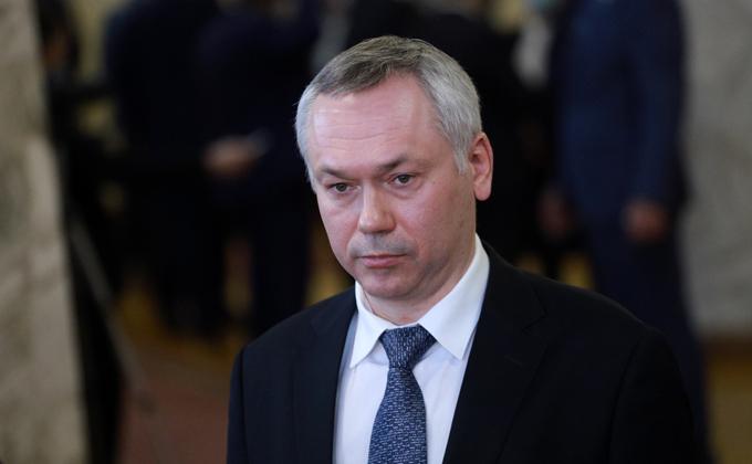 В рабочем графике отмечает 50-летие губернатор Андрей Травников