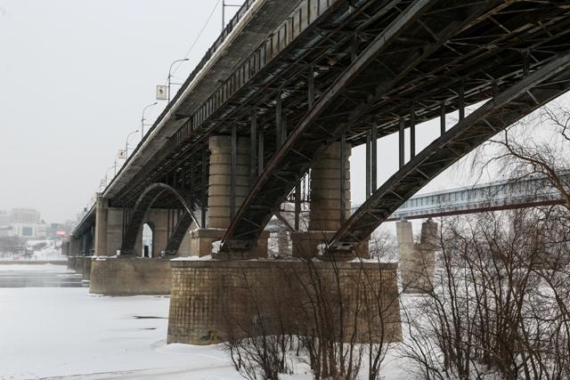 Подрядчик проекта капремонта Октябрьского моста определен в Новосибирске