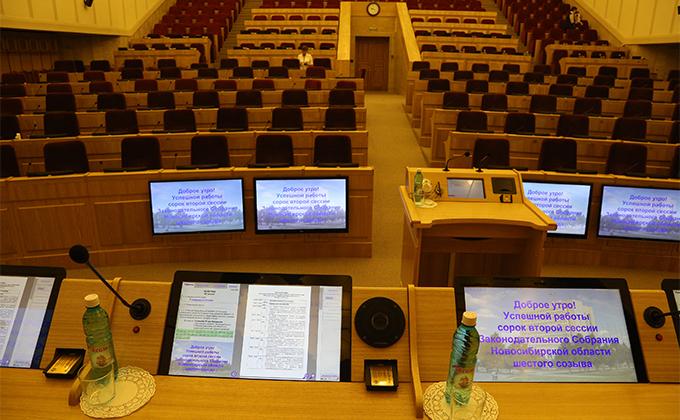 Новый регламент проведения публичных мероприятий одобрили в Новосибирске