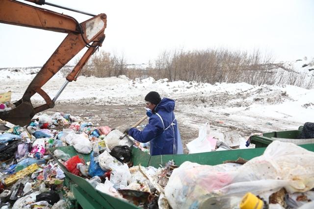 Территорию Гусинобродского полигона планирует увеличить мэрия Новосибирска