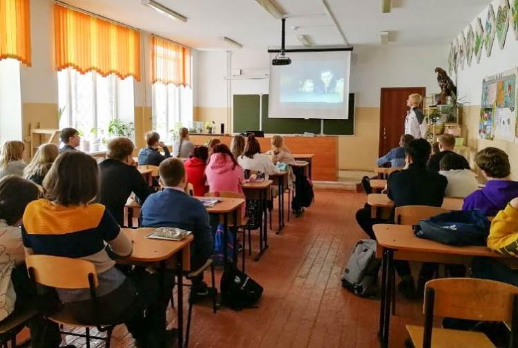 Молодежь Владивостока повышает правовые знания
