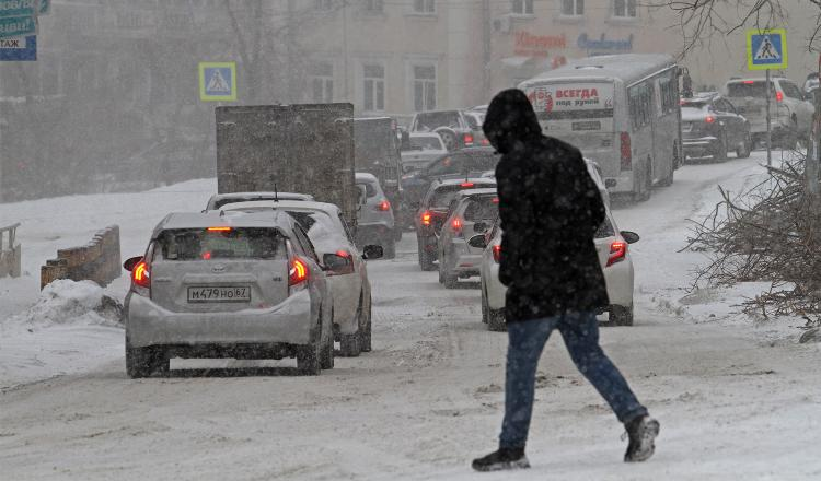 До -38 °С: сильные морозы и снег вновь накроют Приморье